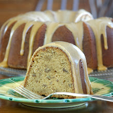 Paula Dean's Brown Sugar Pecan Cake