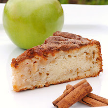 Bestest Moistiest Apple Cake