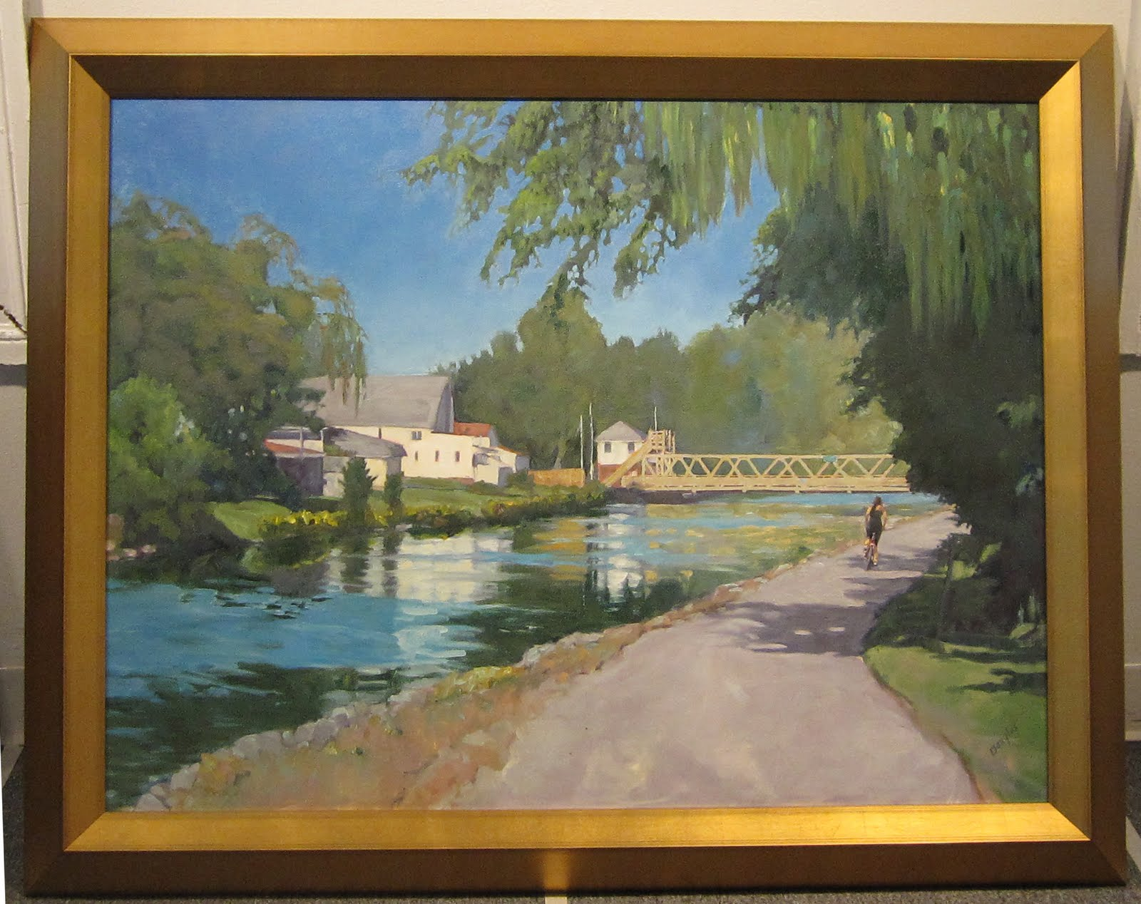Watch Me Paint 10th Annual Painters On Location Rye Ny