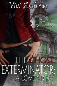 The Ghost Exterminator: A Love Story by Vivi Andrews