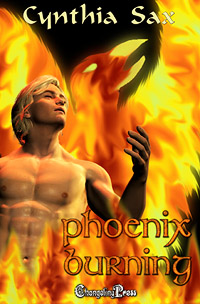 Phoenix Burning by Cynthia Sax