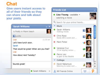 Meebo chat bar wattpad home