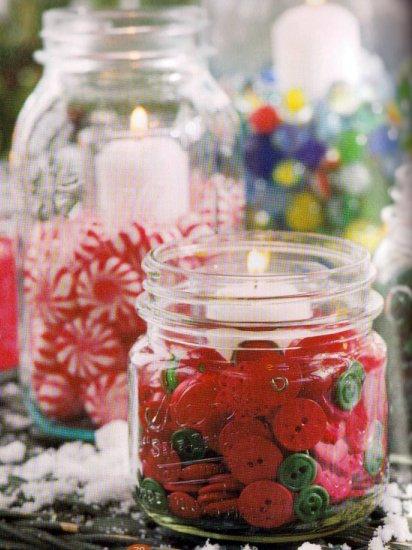 Merry Christmas Christmas Crafts Make Candle Holders