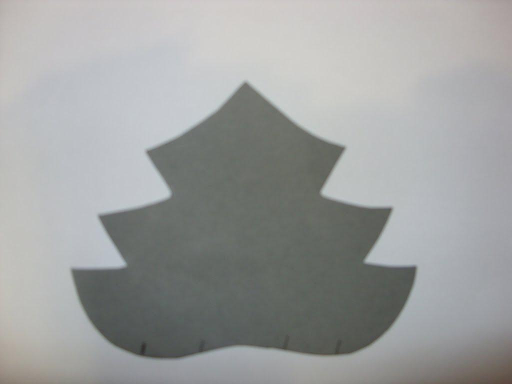 rosentraum anleitung f r einen tannenbaum. Black Bedroom Furniture Sets. Home Design Ideas