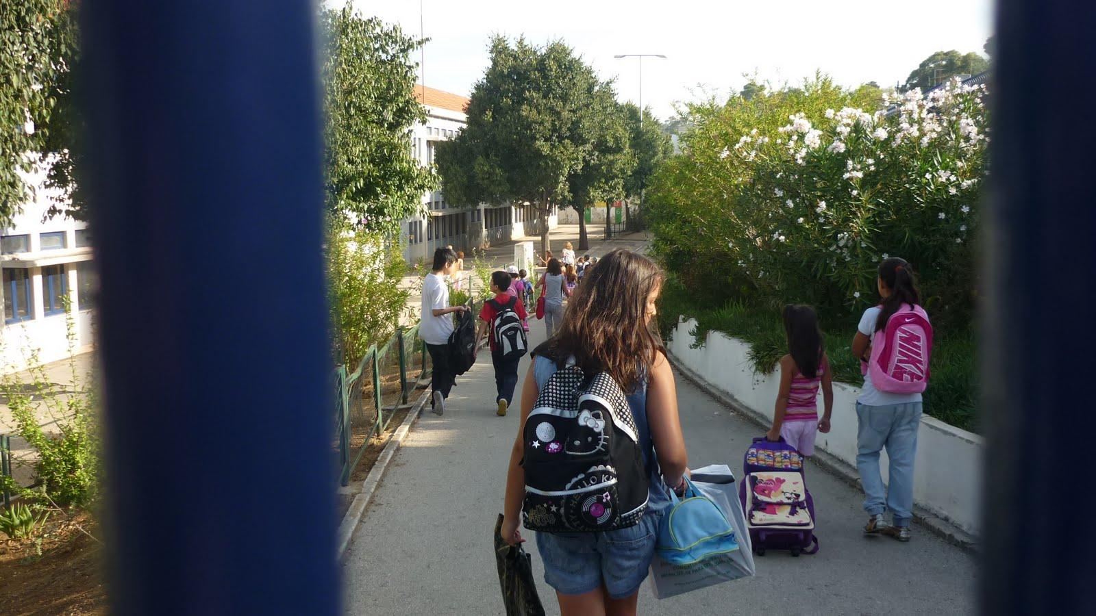 Iniciou o Ano Escolar 2010 11 no Bairro da Boavista (Lisboa) 02057979f8d8c