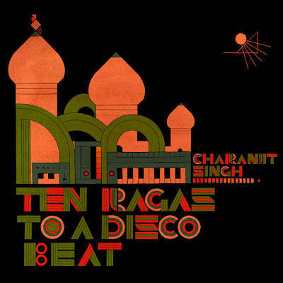 Cover of Synthesizing: 10 Ragas To A Disco Beat