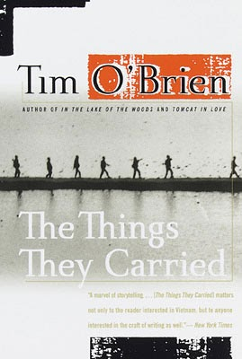 The cowardice of tim in the things they carried a novel by tim obrien