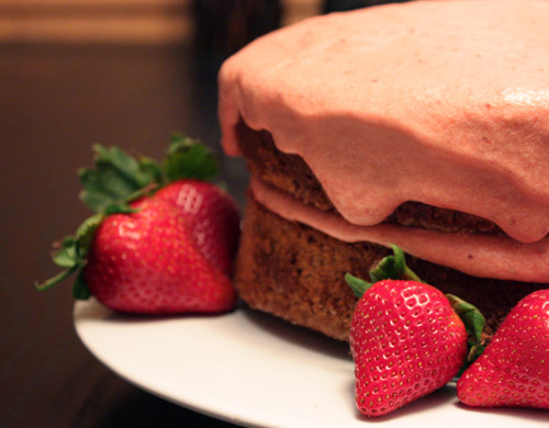 Strawberry Cake Recipe With Jelly: Lisa Is Cooking: Strawberry Jam Cake