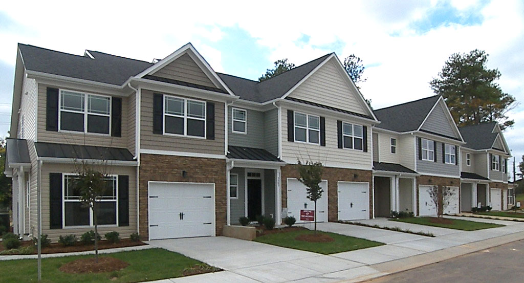 Luxury Townhomes Raleigh Nc - Homemade Ftempo