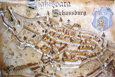 Harta Romaniei In Fotografii Sighisoara
