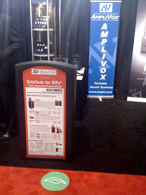 Amplivox image 2 from Grainger Total MRO Solutions Trade Show