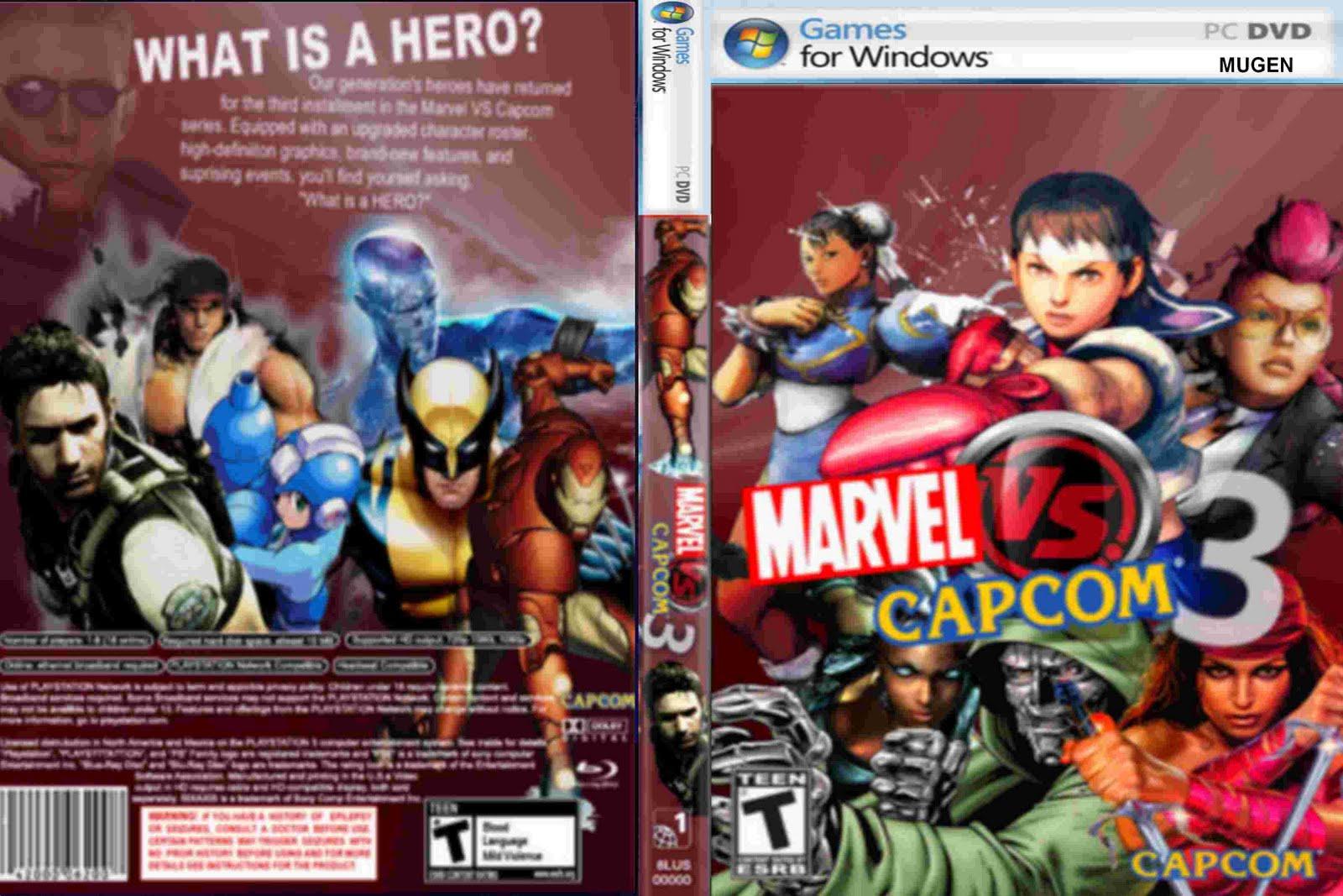 Marvel vs capcom 2 download full mugen games mediazonealfat.