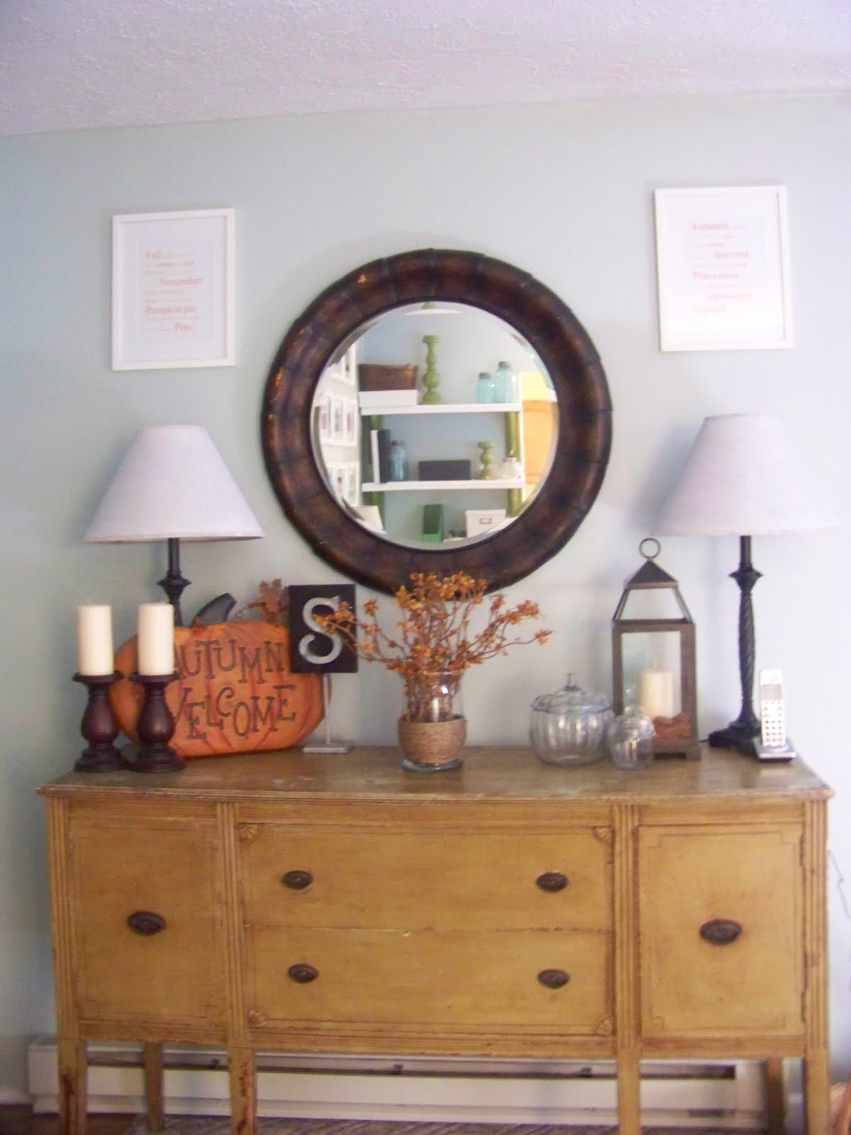 Simply Stoked: Fall Decorating Ideas