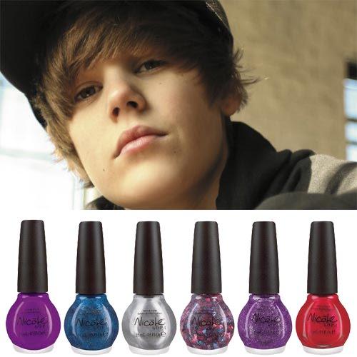 Justin Bieber Nail Polish Opi