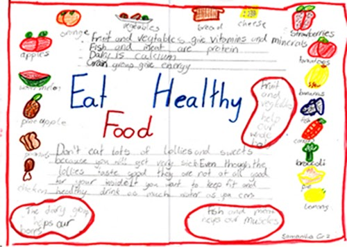 Eat healthy stay healthy essay