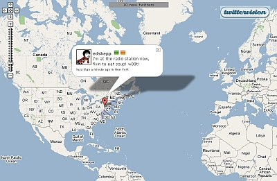 Twitter Facts: Mapping the Twitosphere