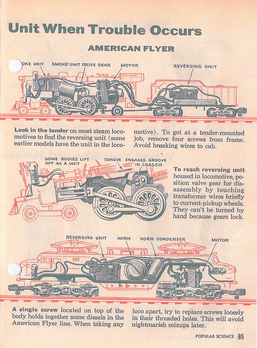 lionel engine wiring diagram american flyer train engine