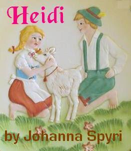 Heidi Story Book