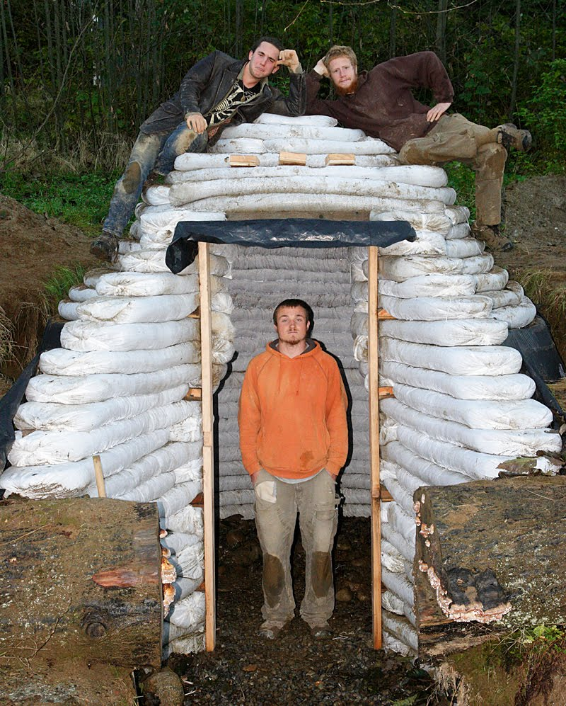 Notes From Alderleaf Wilderness College Superadobe Root
