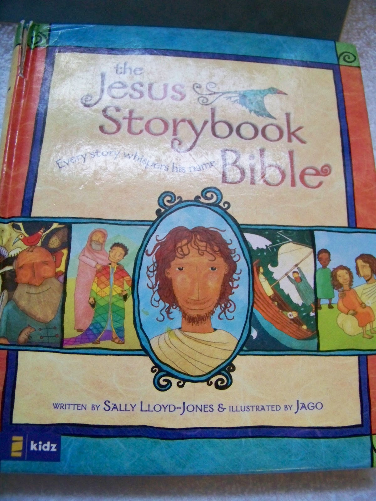 Reigning It In The Jesus Storybook Bible By Sally Lloyd Jones