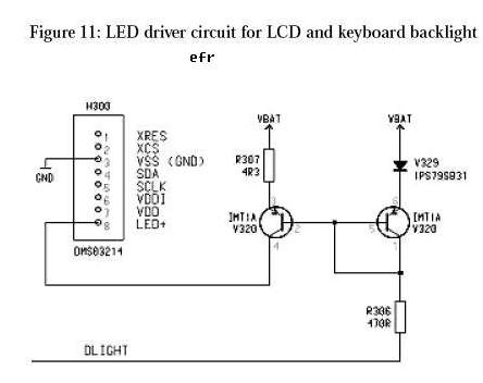 Circuit Diagram Nokia 1100 circuit diagram template