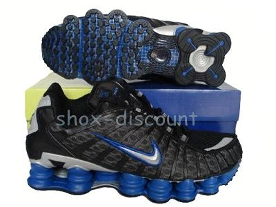 ... sweden nike shoes discount nike shox tl1 shoes in black and blue 59c60  16281 8c5037ac96