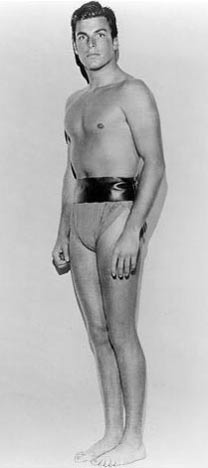 buster crabbe book