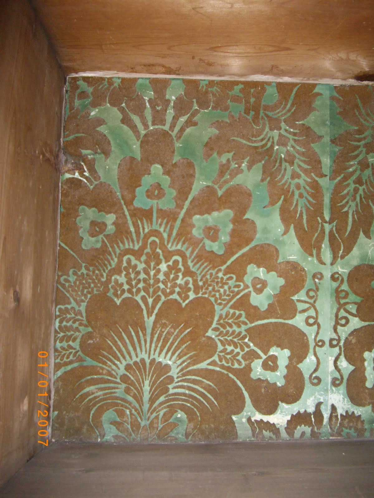 3d Laser Wallpapers Wallpaper Designs By Georgina Fleur Shanley Ormesby Hall