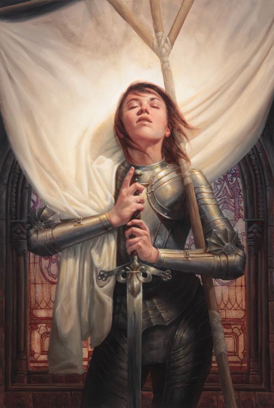 St Joan of Arc Daughter of God 2019 Pilgrimage to France