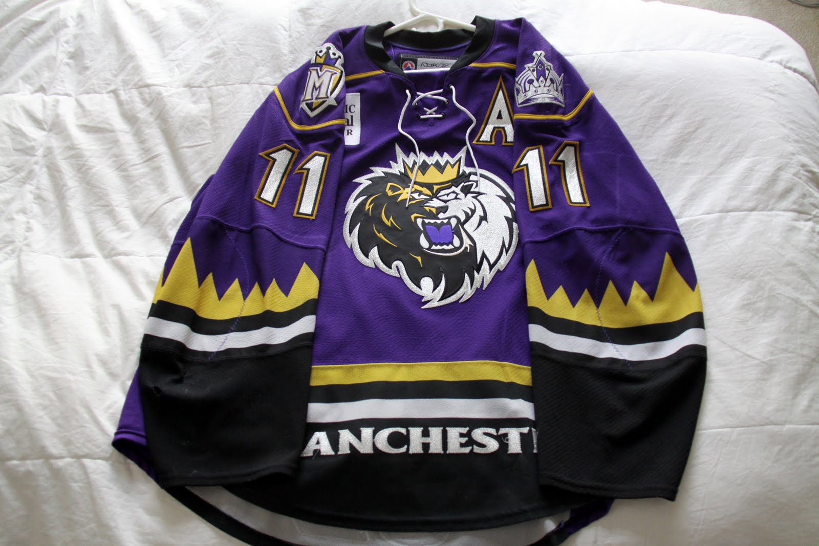 newest collection ea0c8 58884 ECHL Jersey Review: North Division | The Sin Bin