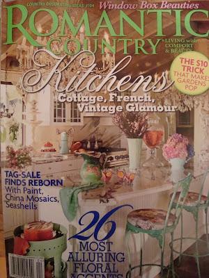 VERBENA NESTED TREASURES: Romantic Country Magazine...Best ...