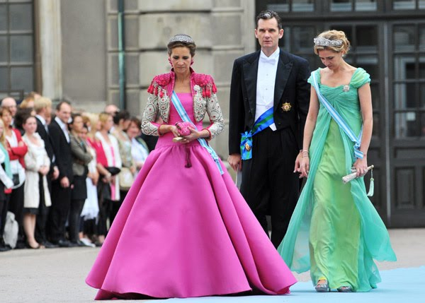 Princess Elena Of Spain Cristina And Inaki Urdangarin