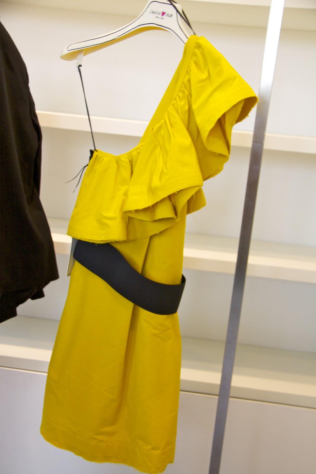 58adfb0fafb8a Vestito giallo hm – Abiti corti
