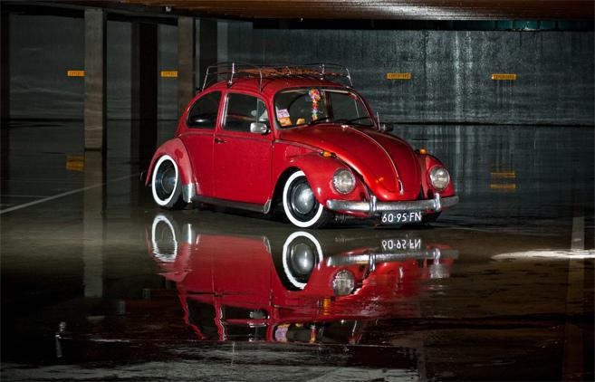 Your Daily Car Fix Slammed Beetle 1968