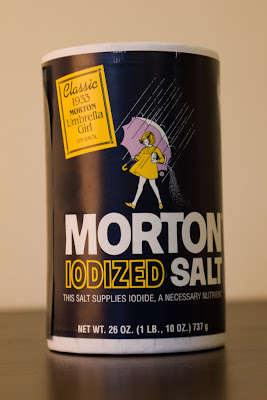 SALT… what makes food taste goooood. — iheartyum