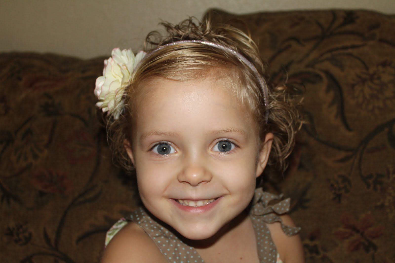 Bluhm Family: My Little Pixie Girl