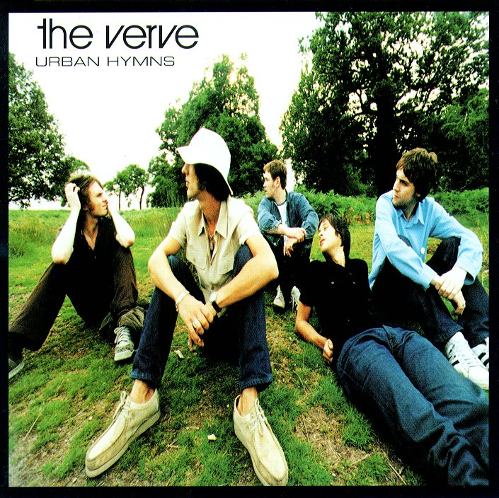 Pushing Vinyl The Verve Urban Hymns 1997