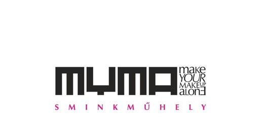 sandor laszlo design: Myma sminkműhely emblémája, 2008