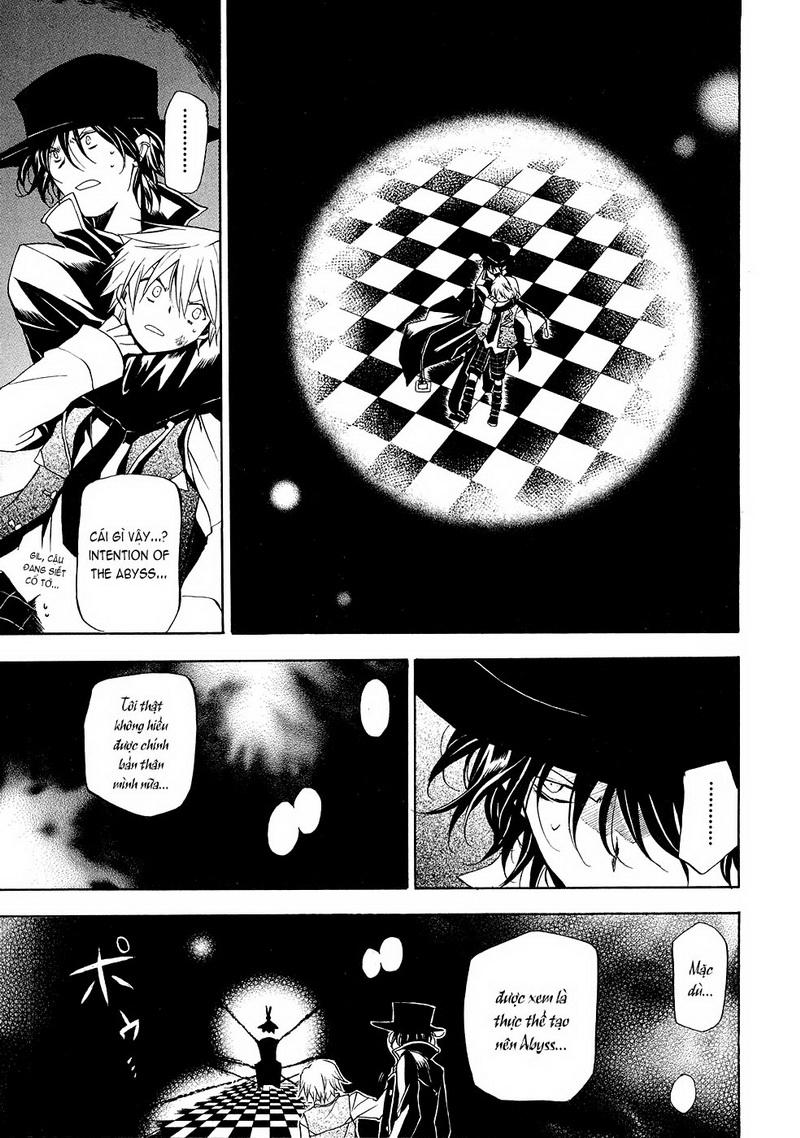Pandora Hearts chương 008 - retrace: viii whisperer trang 16
