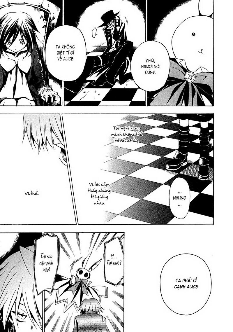 Pandora Hearts chương 008 - retrace: viii whisperer trang 24