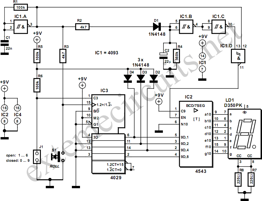Electronic Stethoscope Schematic Diagram, Electronic, Get