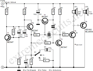 related with ambulance wiring diagram