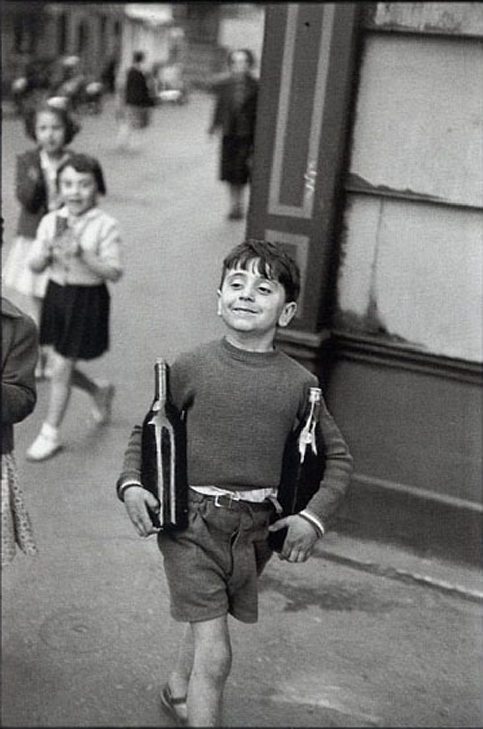 with gratitude: Photography: Henri Cartier-Bresson