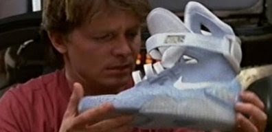 The Nike ' Back to the Future' shoe – Trndmrkr