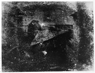 sport life: The First Photograph Ever Taken - 1826 First Photograph 1826