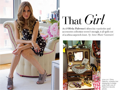 Olivia Palermo Apartment - interior decorating add-ons out of doors rental through - Olivia Palermo Apartment Design