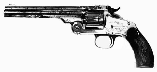 Sam Pack Ford >> Famous Firearms ~ Guns