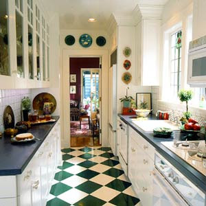 Flooring Ideas For Kitchens