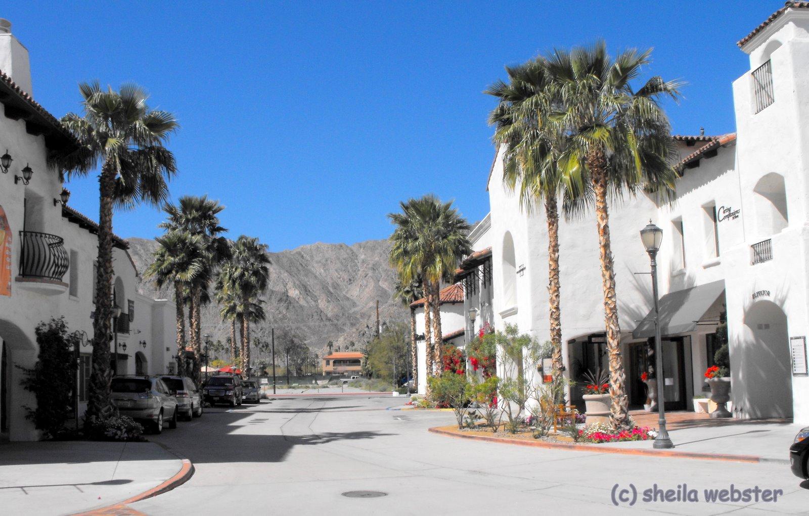 La Quinta Hotel Indio California