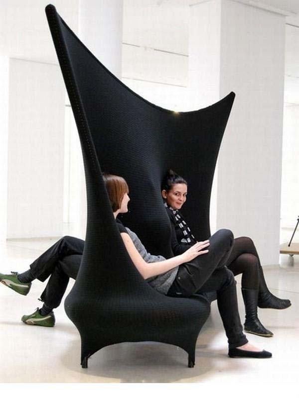 Fun Panorama Funny Sleeky and Weird Chair Designs